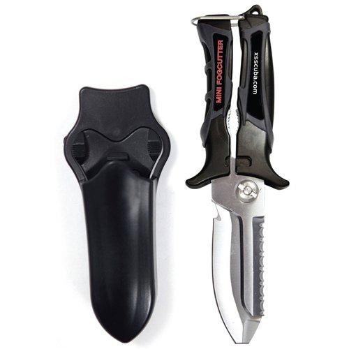 Universal Tauchermesser mit Leinenschneider und Schere
