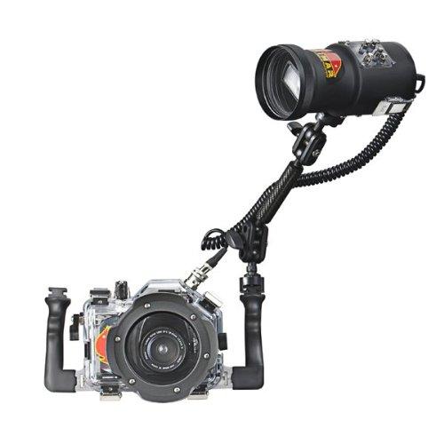 Untewasser Blitz für Canon Spiegelreflex