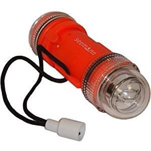 Tauchen Signale, Taucher Signalblitz mit LED