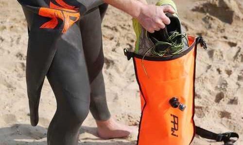 Boje Schwimmen schnorcheln Boot