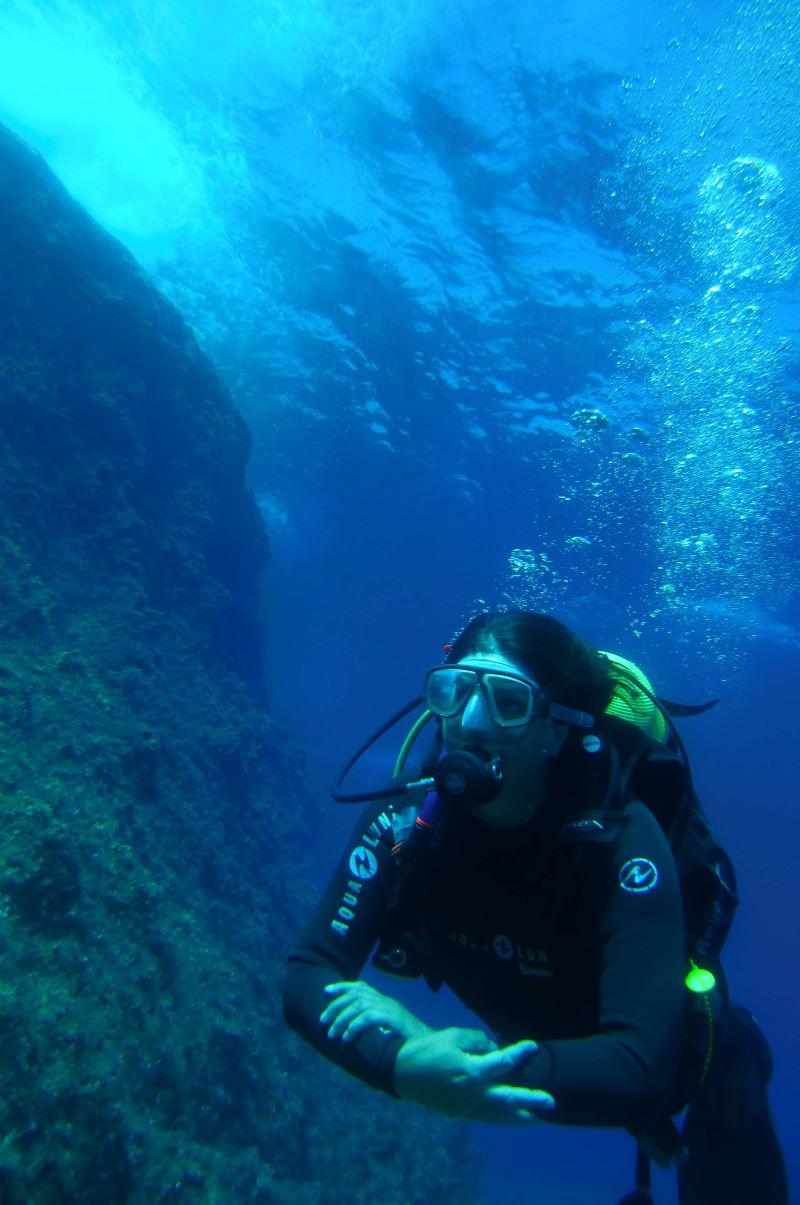 Tauchziel Malta und Gozo Unterwasser Fotos
