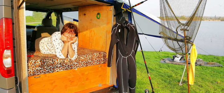 Tauchurlaub mit Camper